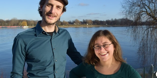 Micha und Birgit