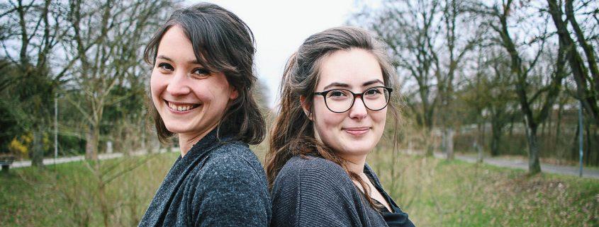 Luisa und Katrin von erzähldavon.de