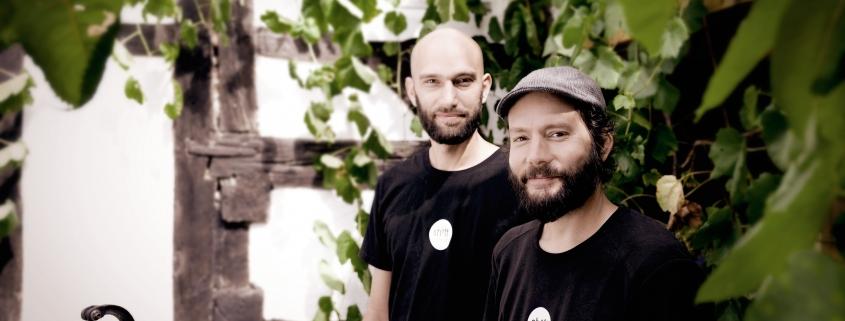 Samuel und Carsten Waldeck SHIFT