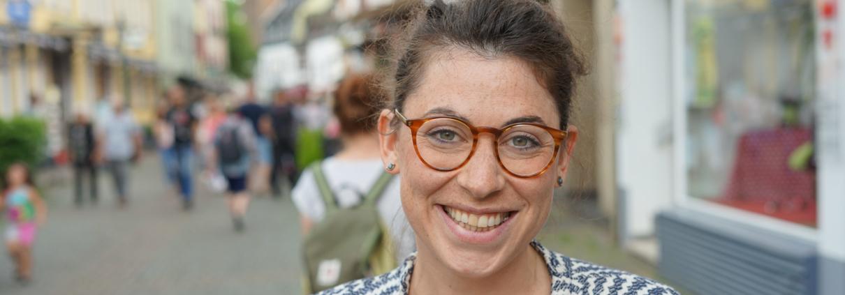 Sarah Hüttenberend von Zweitzeugen