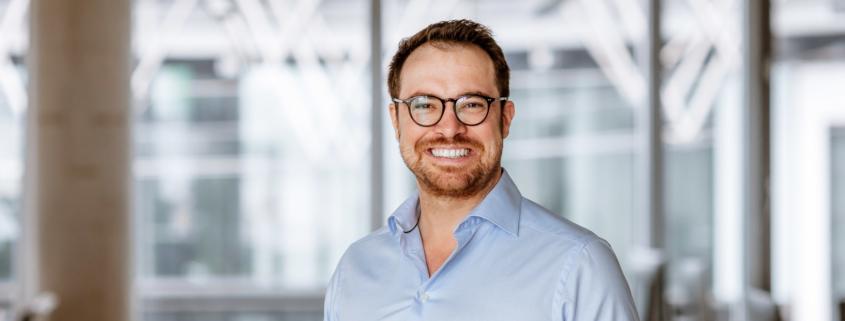Johannes Laub von CrowdDesk