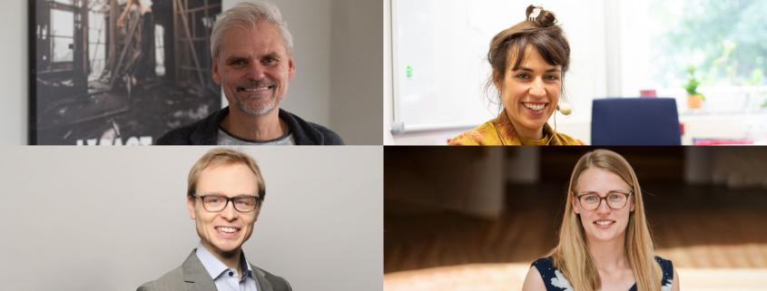 Dirk Sander, Teresa Inclan, Odin Mühlenbein, Henrike Schlottmann