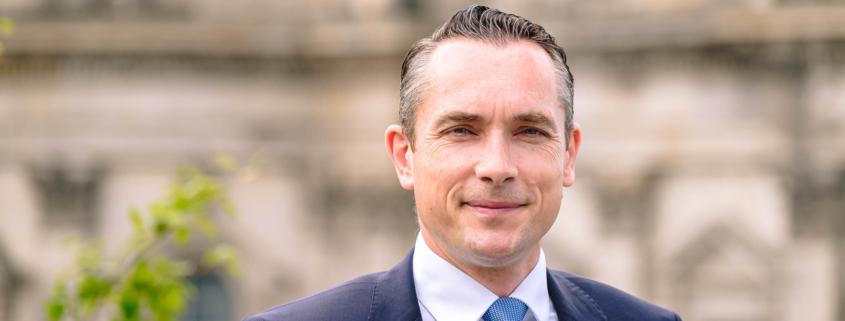 Dr. Andreas Rickert von PHINEO