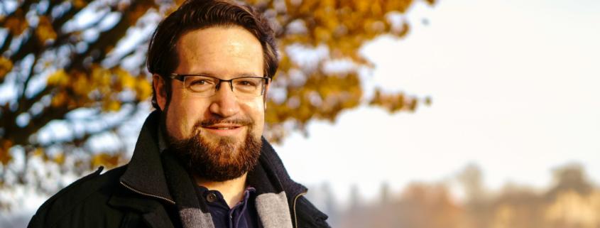 Christian Müller von sozial-pr-net